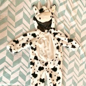 Cow Toddler Halloween Costume